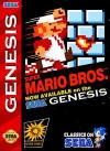 Super Mario Bros for Sega Genesis